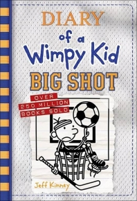Diary of a Wimpy Kid: Big Shot (Book 16 ,미국판)
