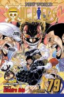 One Piece, Vol. 79, Volume 79