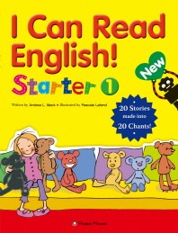 New I Can Read English Starter. 1