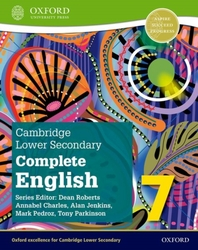 Cambridge Lower Secondary Complete English 7: Student Book (Second Edition)