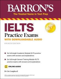 IELTS Practice Exams(with Online Audio)
