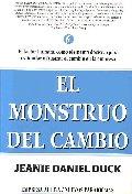 El Monstruo del Cambio = The Change Monster