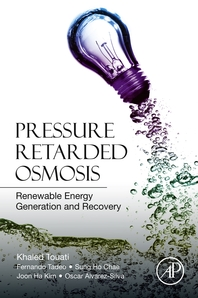 Pressure Retarded Osmosis  Renewable Energy Generation and Recovery