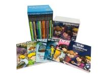 A to Z Mysteries 1~26 Full Set (Book+CD+Wordbook)