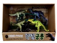 다이노 파크 관절 공룡