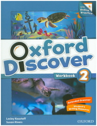 Oxford Discover. 2(Work Book with Online Practice)