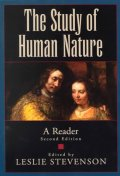 The Study of Human Nature
