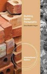 Building Better Paragraphs (Paperback)