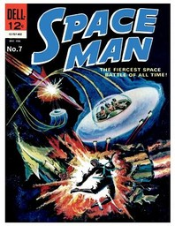 Space Man # 7