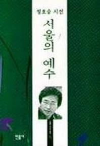 서울의 예수(오늘의시인총서 15)