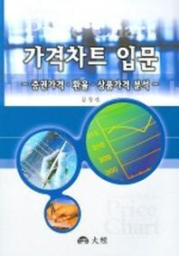 가격차트 입문 (증권가격 환율 상품가격 분석)