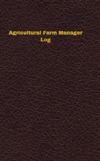Agricultural Farm Manager Log