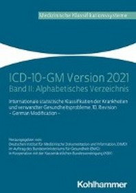 ICD-10-GM Version 2021