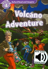 Volcano Adventure (with MP3)