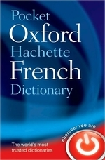 OXFORD POCKET HACHETTE FRENCH DICTIONARY