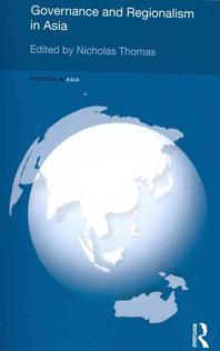Governance and Regionalism in Asia