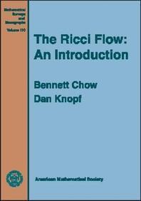 Ricci Flow : An Introduction