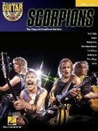 Scorpions [With CD (Audio)]