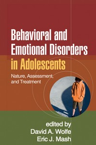 Behavioral and Emotional Disorders in Adolescents