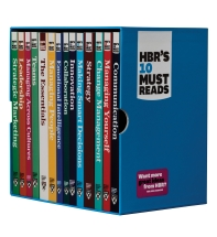 HBR's 10 Must Reads Ultimate Boxed Set