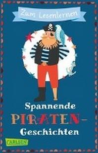 Spannende Piratengeschichten zum Lesenlernen
