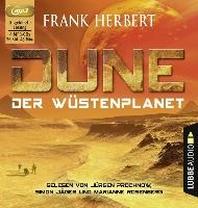 Dune: Der Wuestenplanet / 4 MP3-CDs