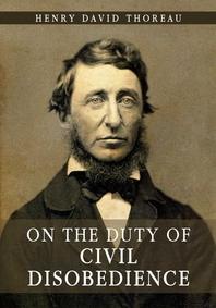 시민 불복종(On the Duty of Civil Disobedience)