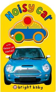 NOISY CAR (Sound Book)