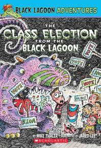 CLASS ELECTION FROM THE BLACK LAGOON