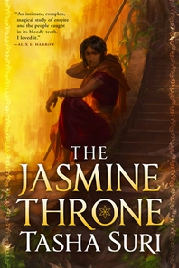 The Jasmine Throne (Hardcover Library Edition)