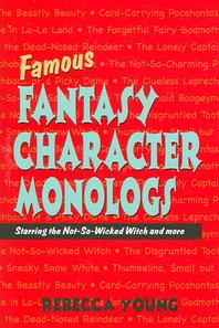 Famous Fantasy Character Monologs