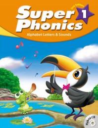 Super Phonics(슈퍼 파닉스). 1(SB)