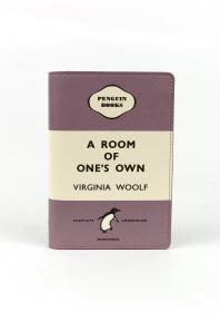 [펭귄] 여권케이스 A Room of One's Own (Purple)