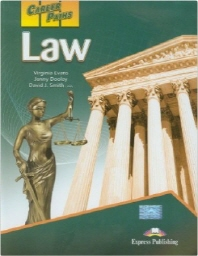 Career Paths: Law(Student's Book)