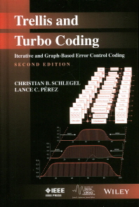 Trellis and Turbo Coding:Iterative and Gaph-Based Error Control Coding