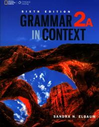 Grammar In Context. 2A