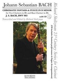 Chromatic Fantasia & Fugue in D Minor, Bwv 903