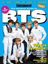 Entertainment Weekly: The Ultimate Guide to BTS