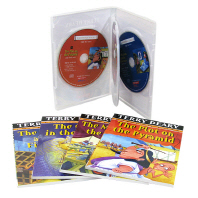 테리디어리 이집트 역사이야기(Terry Deary's Historical Egyptian Tales) 4종 세트(B+CD)