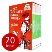 닥터수스 러닝시리즈 Dr. Seuss The Cat in the Hats Learning Library
