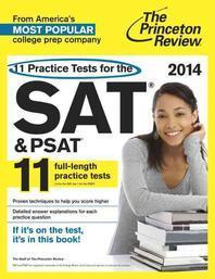 11 PRACTICE TESTS FOR THE SAT&PSAT