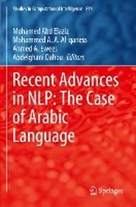 Recent Advances in Nlp