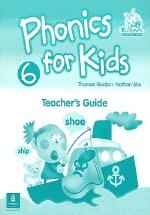Phonics for Kids Level 6 (Teacher's Book)