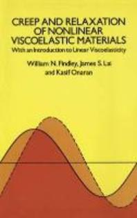 Creep and Relaxation of Nonlinear Viscoelastic Materials