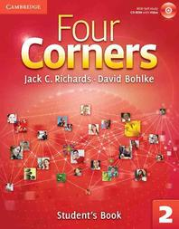 Four Corners Level 2 : Student s Book  (CD1장 포함)