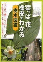 葉っぱ.花.樹皮でわかる樹木圖鑑 もっと木と親しむために 自然散策がもっと樂しくなる!