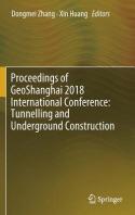 Proceedings of Geoshanghai 2018 International Conference