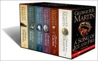Song Of Ice & Fire BOX SET