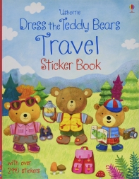 Dress the Teddy Bears Travel