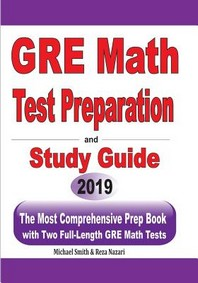 GRE Math Test Preparation and study guide